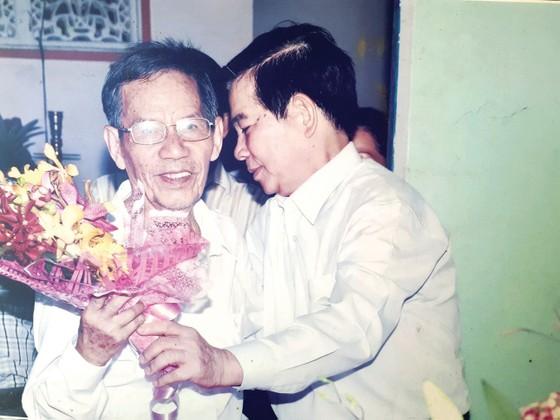 Thầy Lâm Bá Nhạc ảnh 1