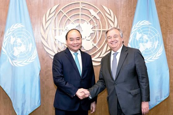Khát vọng hòa bình, phát triển và trách nhiệm của mỗi quốc gia ảnh 2
