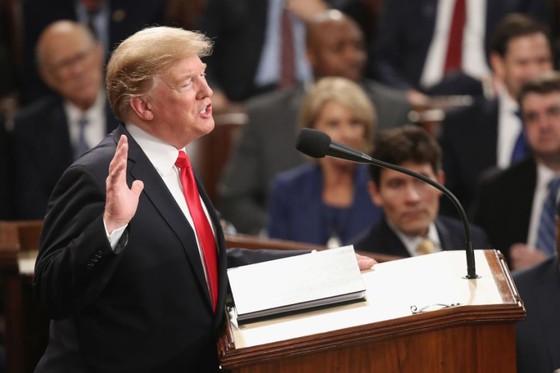 Tổng thống Mỹ đọc Thông điệp Liên Bang năm 2019 ảnh 3