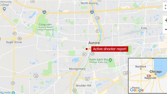Nổ súng tại Chicago, Mỹ: 5 người bị thiệt mạng ảnh 1