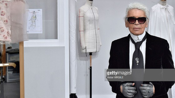 Huyền thoại thời trang Karl Lagerfeld qua đời ở tuổi 85 ảnh 3