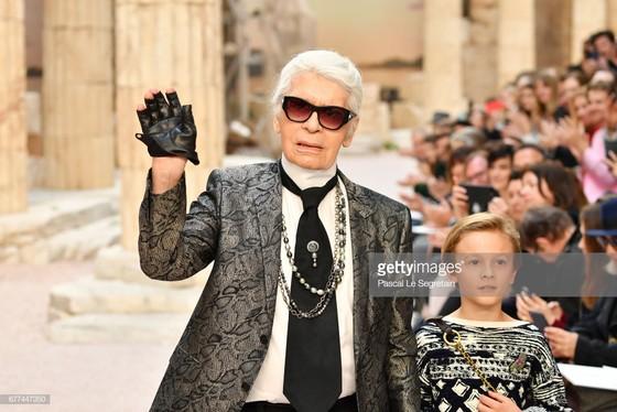 Huyền thoại thời trang Karl Lagerfeld qua đời ở tuổi 85 ảnh 2