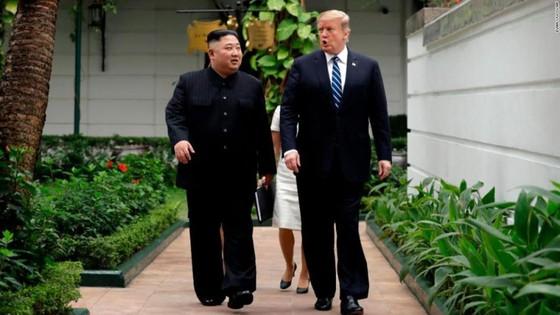 Hội nghị thượng đỉnh Mỹ - Triều Tiên lần 2: Nhà lãnh đạo Triều Tiên khẳng định sẵn sàng phi hạt nhân hoá ảnh 4