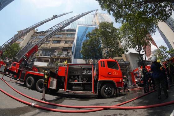Vụ cháy tại Hàng Dương Quán, quận 1 là do hàn xì ảnh 15