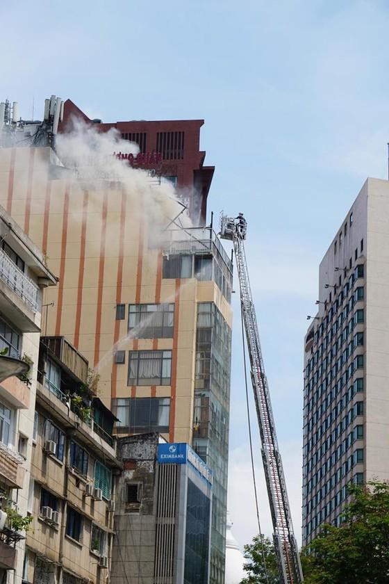 Vụ cháy tại Hàng Dương Quán, quận 1 là do hàn xì ảnh 6
