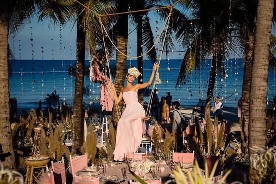Cận cảnh đám cưới xa xỉ của tỷ phú Ấn Độ tại khách sạn 5 sao JW Marriott Phu Quoc Emerald Bay ảnh 1