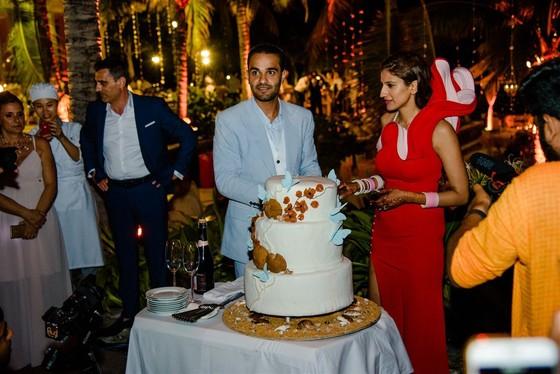 Cận cảnh đám cưới xa xỉ của tỷ phú Ấn Độ tại khách sạn 5 sao JW Marriott Phu Quoc Emerald Bay ảnh 5