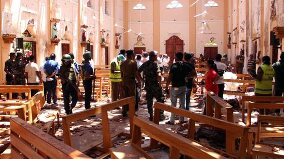 Gần 800 người thương vong trong các vụ nổ tại Sri Lanka ảnh 6