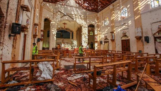 Gần 800 người thương vong trong các vụ nổ tại Sri Lanka ảnh 5