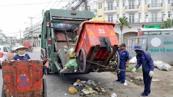 Cần cải thiện đồng bộ hạ tầng thu gom và xử lý rác thải   ảnh 1