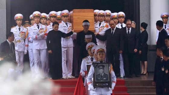 Lễ truy điệu nguyên Chủ tịch nước Lê Đức Anh ảnh 25