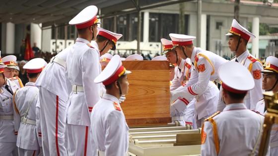 Lễ truy điệu nguyên Chủ tịch nước Lê Đức Anh ảnh 26
