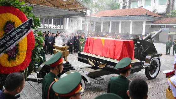 Lễ truy điệu nguyên Chủ tịch nước Lê Đức Anh ảnh 28