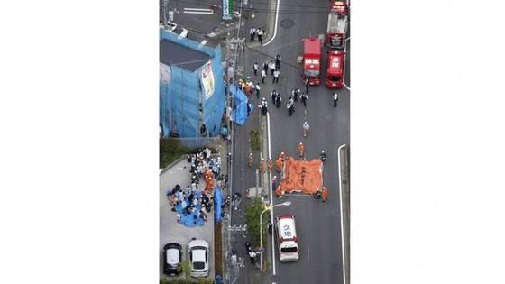 Tấn công bằng dao tại Nhật Bản, 16 người bị thương  ảnh 3