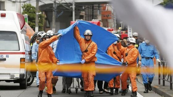 Tấn công bằng dao tại Nhật Bản, 16 người bị thương  ảnh 4