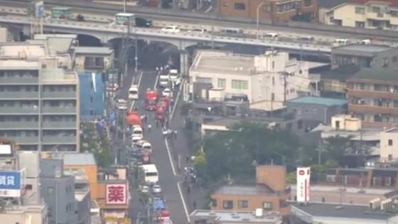 Tấn công bằng dao tại Nhật Bản, 16 người bị thương  ảnh 7