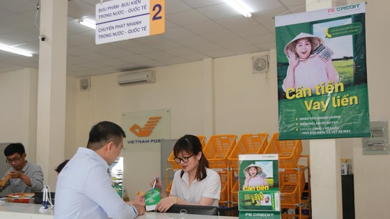 FE Credit hợp tác với Bưu điện Việt Nam giới thiệu dịch vụ cho vay tiêu dùng tới khu vực nông thôn ảnh 1