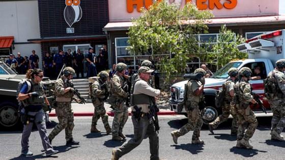 Xả súng tại Texas, ít nhất 46 người thương vong ảnh 5