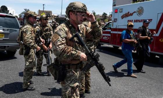 Xả súng tại Texas, ít nhất 46 người thương vong ảnh 18
