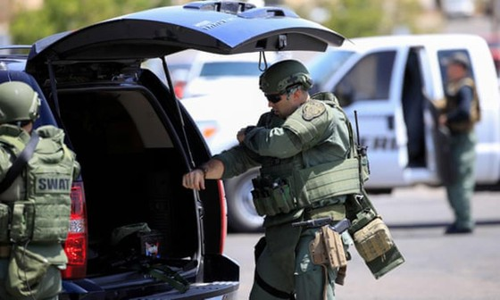 Xả súng tại Texas, ít nhất 46 người thương vong ảnh 17