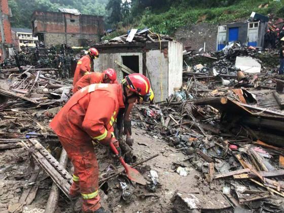 Bão Lekima tiếp tục hoành hành tại Trung Quốc, số người chết tăng ảnh 10