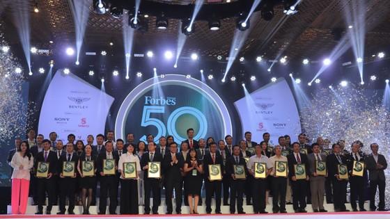 Masan Group năm thứ bảy liên tiếp thuộc Top 50 Công ty Niêm yết Tốt nhất Việt Nam  ảnh 3