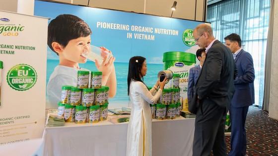 Vinamilk vươn lên tốp 30 doanh nghiệp sữa lớn nhất thế giới ảnh 2