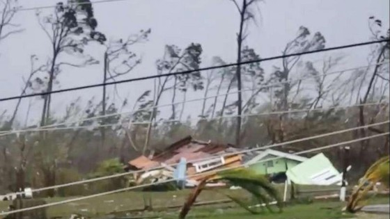 Bão Dorian gây lụt nặng tại đảo quốc Bahamas, nhiều người thương vong ảnh 4