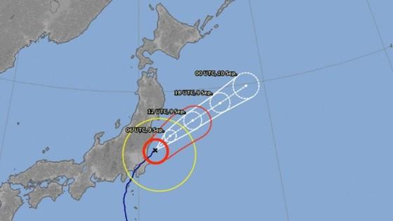 Siêu bão Faxai đổ bộ Nhật Bản, giao thông nhiều nơi tê liệt ảnh 5