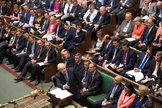 Hạ viện Anh tiếp tục bác đề xuất bầu cử sớm Hạ viện Anh tiếp tục bác đề xuất bầu cử sớm của Thủ tướng Johnson ảnh 2