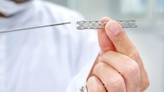 """Đặt stent mạch vành, không lo """"đội"""" chi phí ảnh 1"""