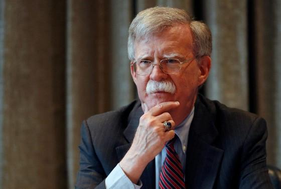 Tổng thống Mỹ sa thải cố vấn an ninh quốc gia John Bolton ảnh 1