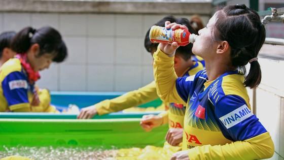 Cải thiện dinh dưỡng cho đội tuyển bóng đá nữ quốc gia  ảnh 2