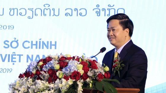 Phó Thủ tướng Lào: Tôi tin tưởng VietinBank sẽ phát triển thành ngân hàng thương mại chủ lực tại Lào ảnh 3