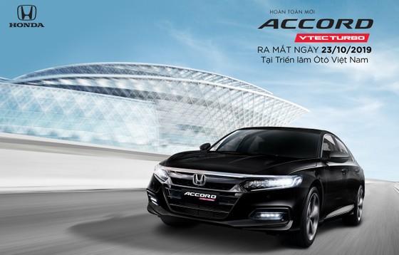 Hôm nay 23-9, Honda Việt Nam chính thức nhận đặt hàng Honda Accord thế hệ thứ 10 ảnh 2