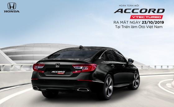 Hôm nay 23-9, Honda Việt Nam chính thức nhận đặt hàng Honda Accord thế hệ thứ 10 ảnh 3
