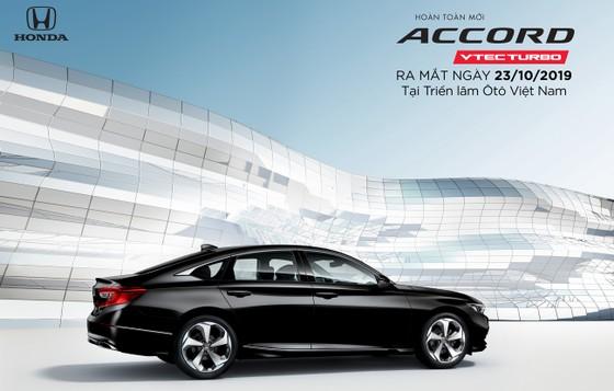 Hôm nay 23-9, Honda Việt Nam chính thức nhận đặt hàng Honda Accord thế hệ thứ 10 ảnh 4