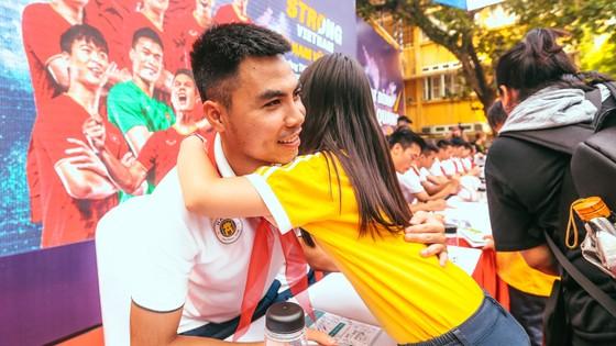 """Cuộc thi """"tiếp lửa đam mê"""": Cơ hội đặc biệt đồng hành cùng ĐTQG Việt Nam tại Vòng loại World Cup 2022 ảnh 3"""