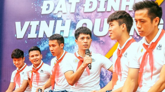 """Cuộc thi """"tiếp lửa đam mê"""": Cơ hội đặc biệt đồng hành cùng ĐTQG Việt Nam tại Vòng loại World Cup 2022 ảnh 2"""