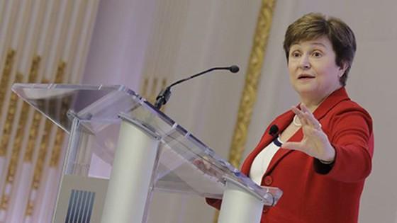 Bà Georgieva trở thành tân Tổng Giám đốc mới của IMF ảnh 1