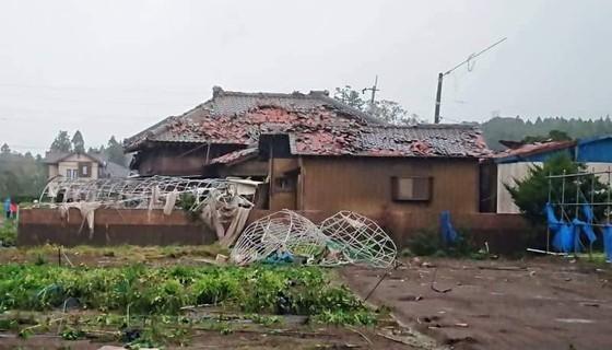 Nhật Bản tan hoang sau siêu bão Hagibis ảnh 25