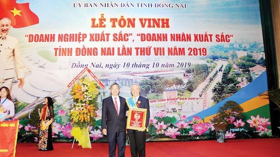 """Công ty Vedan Việt Nam được vinh danh """"Doanh nghiệp xuất sắc"""" tỉnh Đồng Nai năm 2019 ảnh 1"""