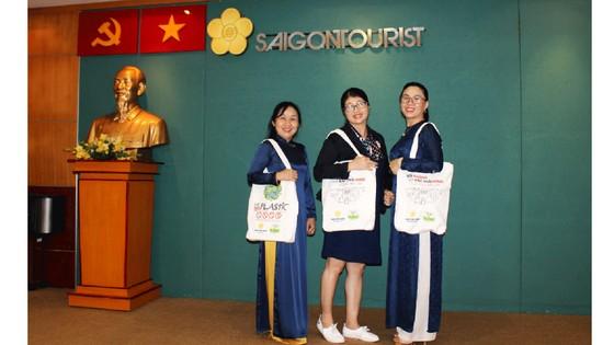 Tổng Công ty Du lịch Sài Gòn phát động chiến dịch mới nhằm hạn chế rác thải nhựa ảnh 3