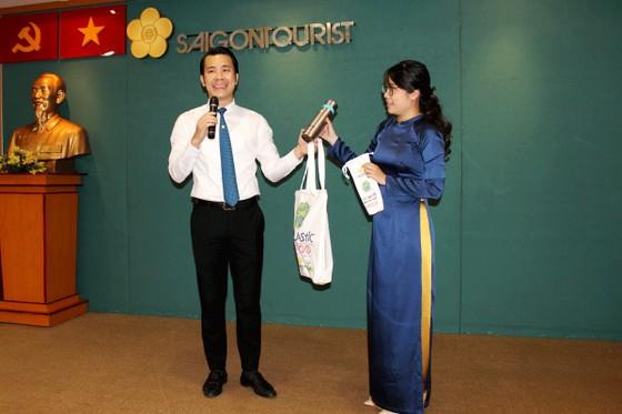 Tổng Công ty Du lịch Sài Gòn phát động chiến dịch mới nhằm hạn chế rác thải nhựa ảnh 1