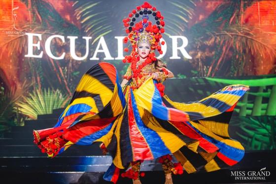 Người đẹp Venezuela đăng quang Hoa hậu Hòa bình Quốc tế, đại diện Việt Nam dừng ở Top 10 ảnh 10