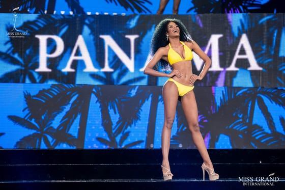 Người đẹp Venezuela đăng quang Hoa hậu Hòa bình Quốc tế, đại diện Việt Nam dừng ở Top 10 ảnh 8