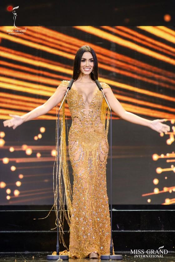 Người đẹp Venezuela đăng quang Hoa hậu Hòa bình Quốc tế, đại diện Việt Nam dừng ở Top 10 ảnh 9