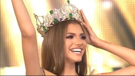 Người đẹp Venezuela đăng quang Hoa hậu Hòa bình Quốc tế, đại diện Việt Nam dừng ở Top 10 ảnh 1