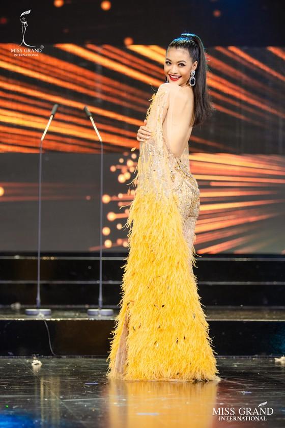 Người đẹp Venezuela đăng quang Hoa hậu Hòa bình Quốc tế, đại diện Việt Nam dừng ở Top 10 ảnh 6
