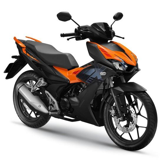 Honda Winner X bổ sung tem màu và phiên bản màu mới ảnh 1